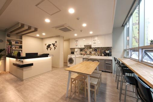 K-Grand Hostel Myeongdong - Seoul