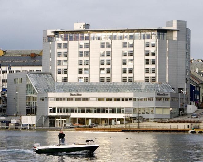 Scandic Kristiansund - Kristiansund - Gebäude