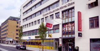 كلاريون كوليكشن هوتل أودين - غوتنبرغ (السويد) - مبنى