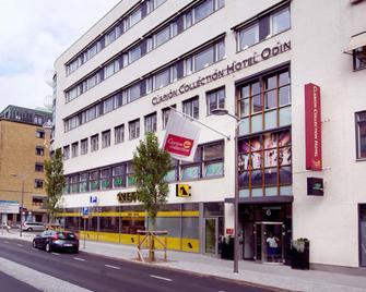 Clarion Collection Hotel Odin - Göteborg - Gebäude