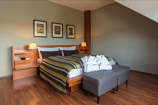 Hotel Popelka - Prague - Bedroom