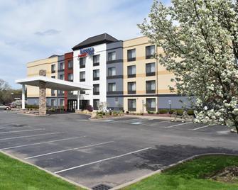 Fairfield Inn by Marriott Binghamton - Binghamton - Gebäude