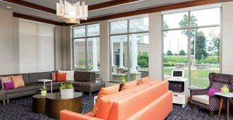 Hilton Garden Inn Indianapolis South/Greenwood - Indianápolis - Lounge
