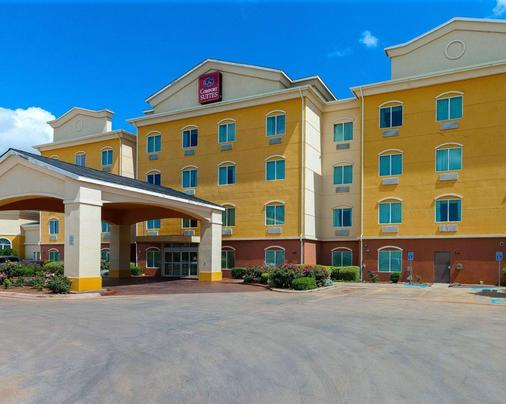 Comfort Suites University - Abilene - Building