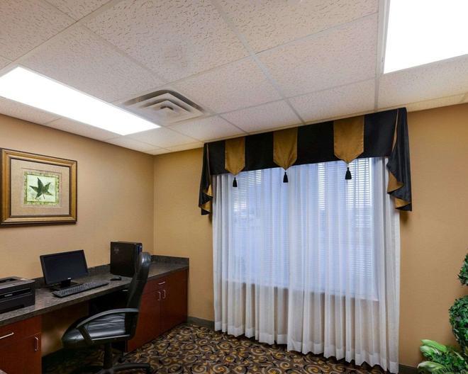 Comfort Suites University - Abilene - Business centre