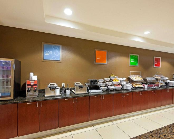 Comfort Suites University - Abilene - Buffet