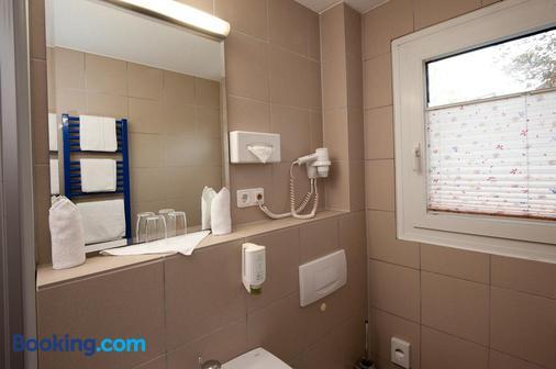 卡塞爾維爾姆托爾生態酒店 - 卡塞爾 - 浴室