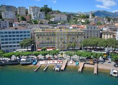 Walter au Lac - Lugano - Outdoor view