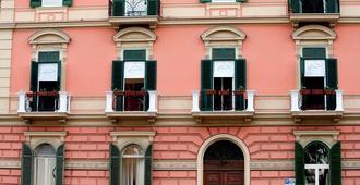 默格爾利納度假酒店 - 那不勒斯 - 建築