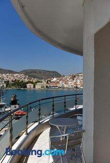 Blue Sea - Mytilene - Balcony