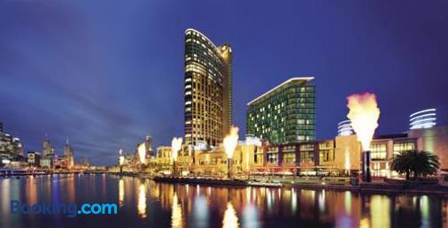 墨爾本皇冠度假酒店 - 墨爾本 - 建築