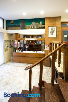 Hotel Roma - Pisa - Bar