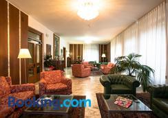 Hotel Roma - Pisa - Lounge