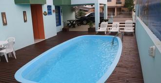 هوتل دوم فيش - فلوريانوبوليس - حوض السباحة