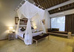 Puri Sunia Resort - Ubud - Bedroom