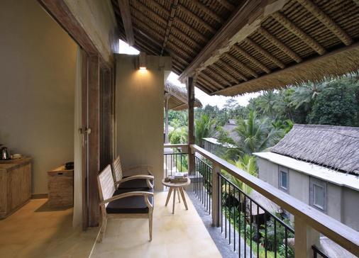Puri Sunia Resort - Ubud - Ban công