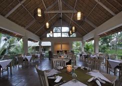 Puri Sunia Resort - Ubud - Nhà hàng