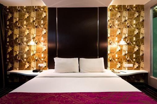 Greystone Boutique Hotel - Kuala Lumpur - Bedroom