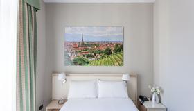 베스트 퀄리티 호텔 독 밀라노 - 튜린 - 침실