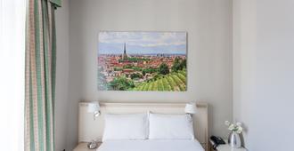 Best Quality Hotel Dock Milano - Torino - Camera da letto
