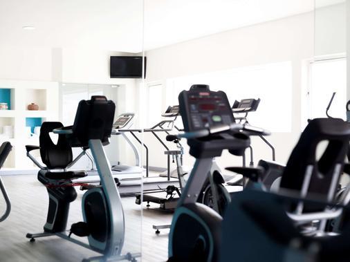 Novotel Monterrey Valle - Monterrey - Gym