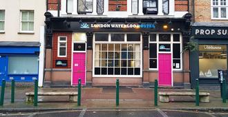 London Waterloo Hostel - Londres - Edificio