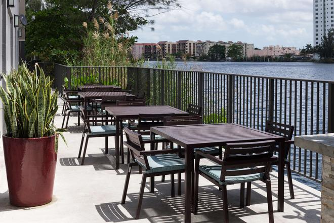 Homewood Suites Miami Airport/Blue Lagoon - Miami - Balcony