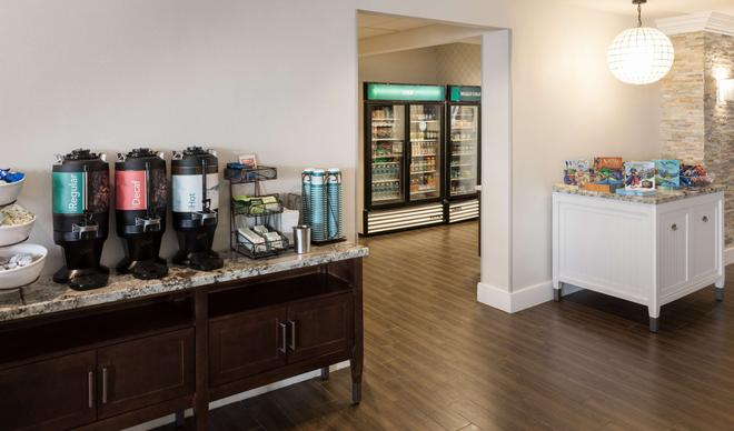 Homewood Suites Miami Airport/Blue Lagoon - Miami - Buffet