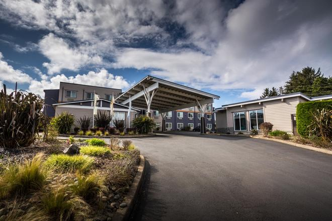 Inn at Wecoma - Lincoln City - Building