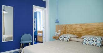 Il Grande Blu - Terracina - Schlafzimmer