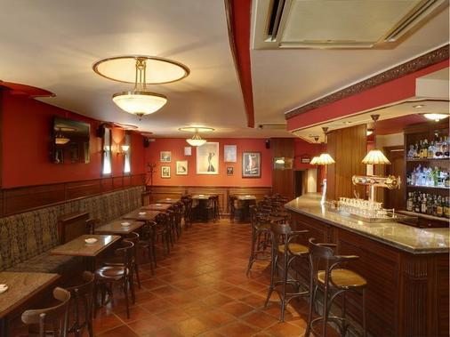 聖文森特雅客酒店 - 阿比拉 - 阿維拉 - 酒吧