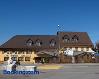Hotel Restaurant Schiff - Rheinfelden - Gebouw