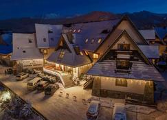 Hotel Skalny - Zakopane - Gebouw