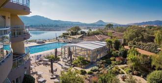 Hôtel Costa Salina - Porto-Vecchio - Zwembad