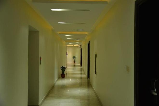 吉達海灘大酒店 - 吉達 - 吉達 - 門廳