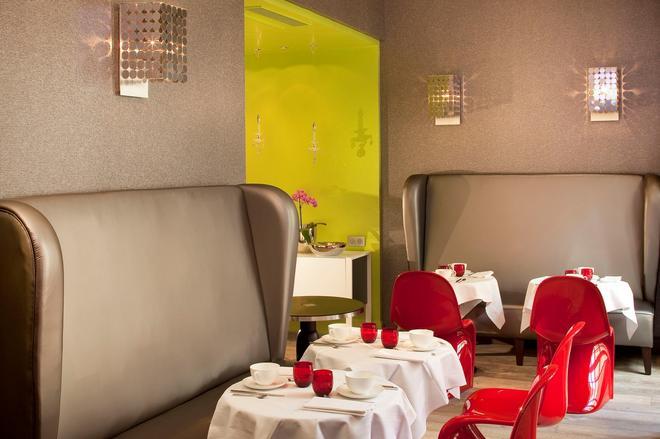 Hotel Le Petit Paris - París - Restaurante