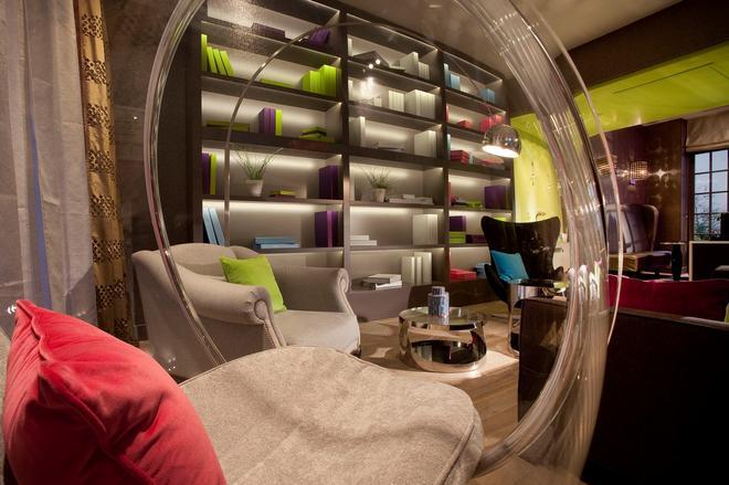 Hotel Le Petit Paris - París - Lounge