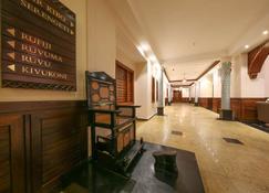 Dar es Salaam Serena Hotel - Dar Es Salaam - Hallway