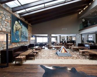 Miramonte Chalet Hotel Spa - Agios Athanasios - Lobby