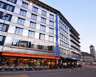 Hotel Walhalla - San Gallo - Edificio