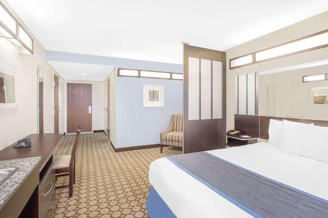 Microtel Inn & Suites by Wyndham San Angelo - San Angelo - Phòng ngủ