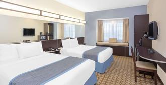 Microtel Inn & Suites by Wyndham San Angelo - סן אנג'לו - חדר שינה