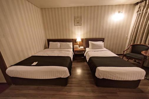 Daegu Prince Hotel - Daegu - Phòng ngủ