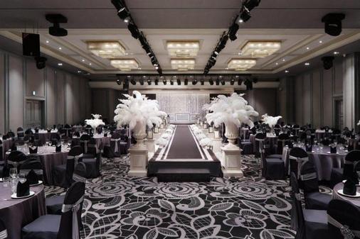 Daegu Prince Hotel - Daegu - Sảnh yến tiệc