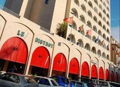 Hotel Akwa Palace - Duala - Edificio