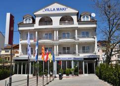 Villa Maki - Ohrida - Building