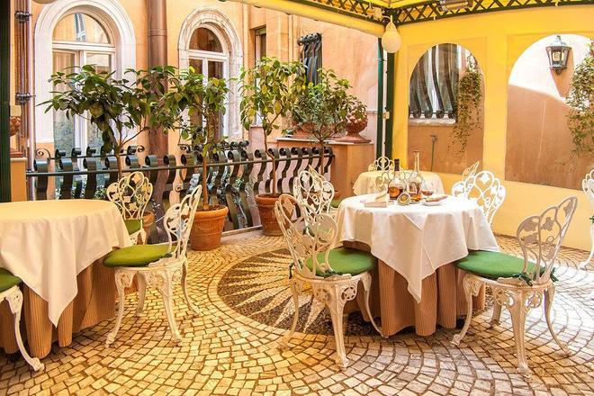 Hotel Sole Al Pantheon - Roma - Sala de banquetes