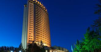 Hotel Kazakhstan - Almatý - Edificio