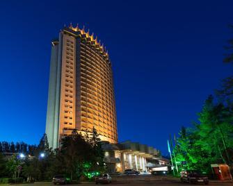 Hotel Kazakhstan - Almaty - Bygning
