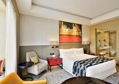 Radisson Blu Faridabad - Faridabad - Bedroom